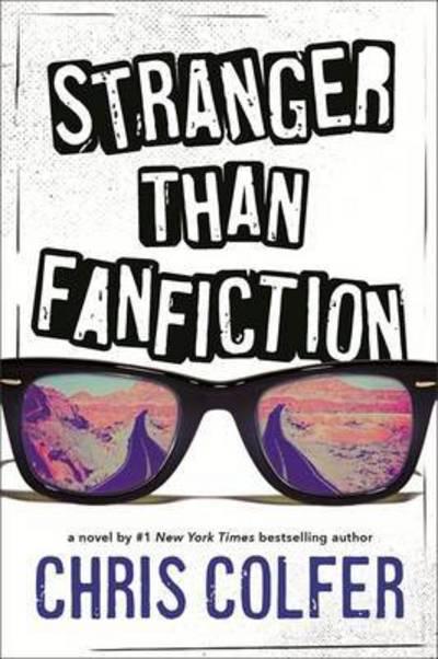 Stranger Than Fanfiction - Chris Colfer - Bøger - Little, Brown Book Group - 9780349002309 - March 7, 2017