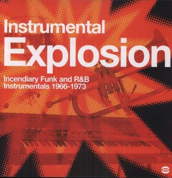 Instrumental Explosion - V/A - Musik - BGP - 0029667516310 - October 5, 2004
