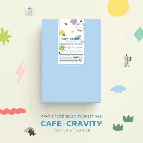 2021 SEASON'S GREETINGS - CRAVITY - Merchandise -  - 8809704420310 - December 19, 2020