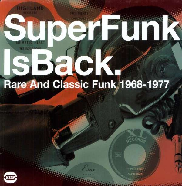 Superfunk Is Back 5 - V/A - Musik - ACE - 0029667518314 - March 26, 2007
