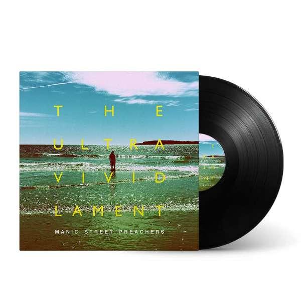 Ultra Vivid Lament - Manic Street Preachers - Musik - COLUMBIA - 0194398954318 - September 10, 2021