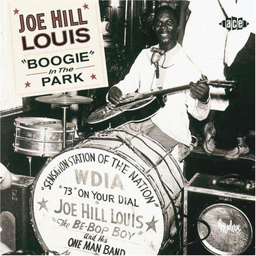 Boogie in the Park - Joe Hill Louis - Musik - ACE - 0029667180320 - April 30, 2001