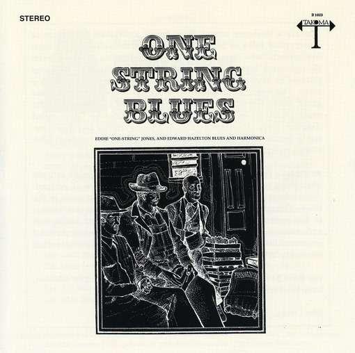 One-String Blues - Jones & Hazleton - Musik - TAKOMA - 0029667982320 - May 24, 1996