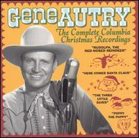 The Complete Columbia Christmas Recordings - Gene Autry - Musik - VARESE SARABANDE - 0030206659320 - November 16, 2019