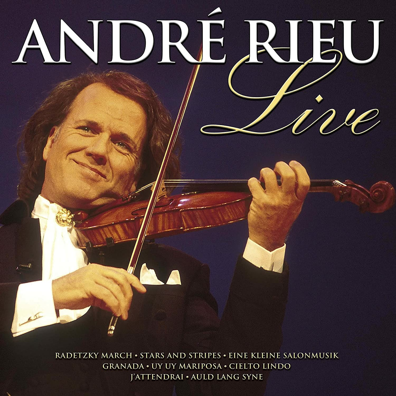 Live - Andre Rieu - Musik - MUSIC ON CD - 8718627233320 - September 17, 2021