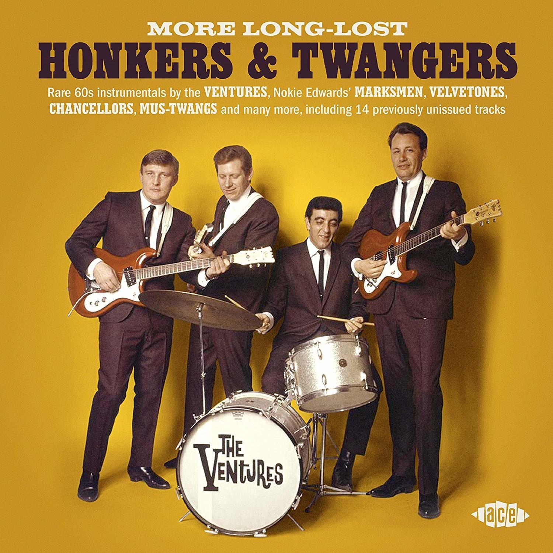More Long-Lost Honkers & Twangers - V/A - Musik - ACE - 0029667097321 - March 6, 2020