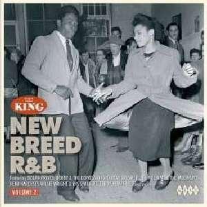 King New Breed R&B - Vol 2 - Various Artists - Musik - KENT - 0029667237321 - April 30, 2012