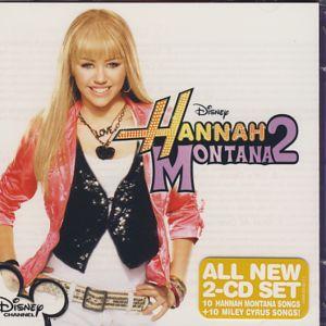 Hannah Montana 2 / Meet Miley Cyrus - Hannah Montana - Musik - EMI - 5099950146321 - October 31, 2008