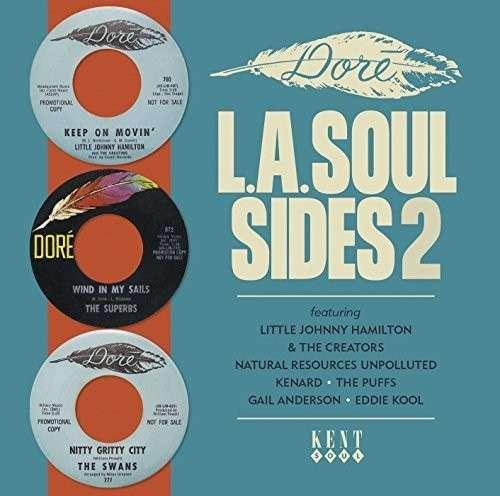 Dore L.A. Soul Sides 2 - V/A - Musik - KENT SOUL - 0029667243322 - July 2, 2015