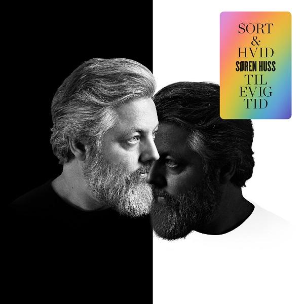 Sort og Hvid til Evig Tid - Søren Huss - Musik - Universal Music - 0602508075322 - September 10, 2019