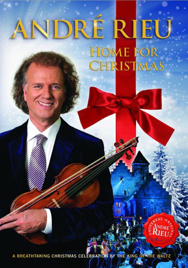 Home for Christmas - André Rieu - Film - UNIVERSAL - 0602537123322 - 12. November 2012