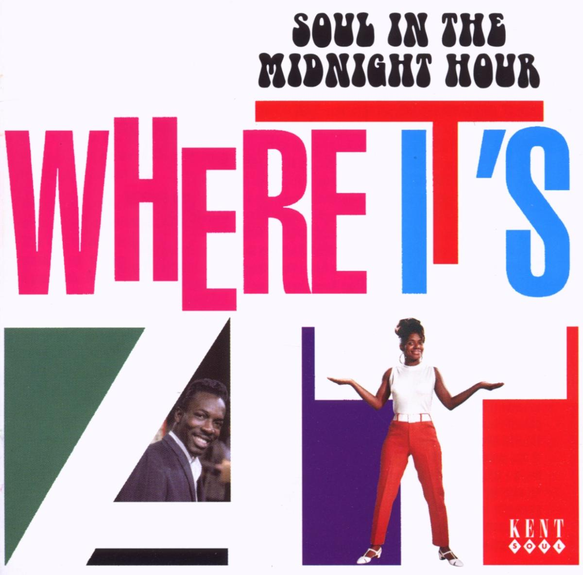 Where It's At: Soul In Th - V/A - Musik - KENT - 0029667217323 - September 9, 1999