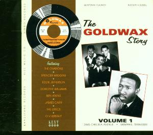 Goldwax Story Vol.1 - V/A - Musik - KENT - 0029667220323 - December 6, 2001