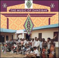 Taarab 2/Music Of Zanziba - Ikhwani Safaa Musical Clu - Musik - GLOBESTYLE - 0029667303323 - April 3, 1989