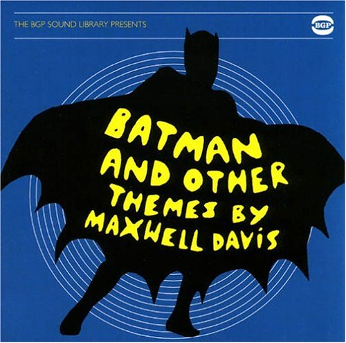Batman And Other Themes - Maxwell Davis - Musik - BGP - 0029667517324 - February 23, 2006