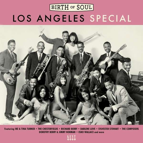 Birth Of Soul - Los Angeles Special - V/A - Musik - KENT SOUL - 0029667101325 - February 26, 2021