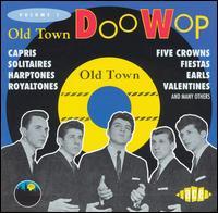 Old Town Doo Wop Volume 1 - V/A - Musik - ACE - 0029667143325 - June 28, 1993