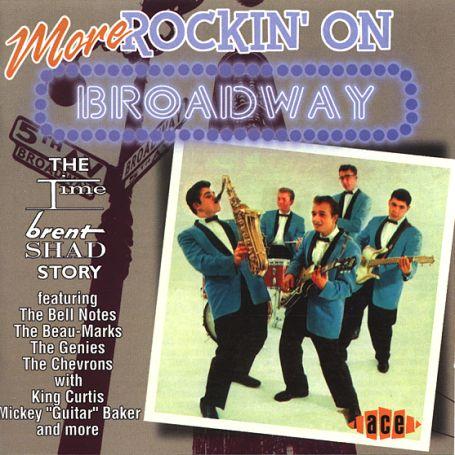 More Rockin' On Broadway - V/A - Musik - ACE - 0029667185325 - July 4, 2002