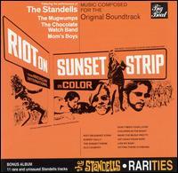 Standells Rarities - Standells - Musik - BIG BEAT RECORDS - 0029667411325 - December 31, 1993