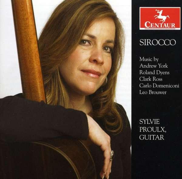 20th Century Music for Guitar - Sirocco / York,andrew / Ross,clark / Proulx - Musik - Centaur - 0044747305325 - January 25, 2011