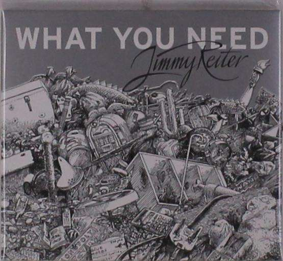 What You Need (handsigniert) - Jimmy Reiter - Musik -  - 0000010235326 -