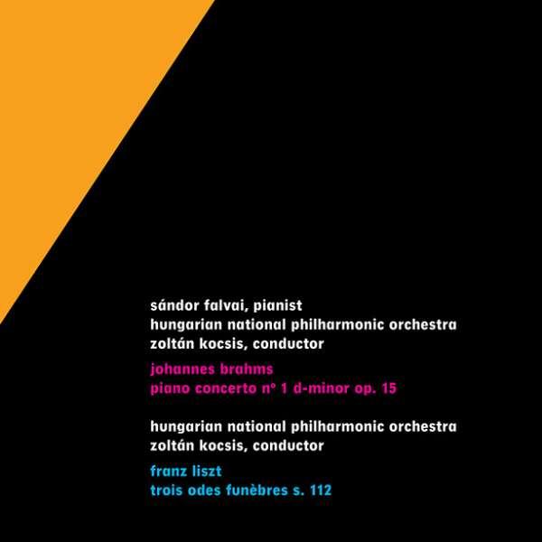Johannes Brahms: Piano Concerto No. 1 D-Minor Op. 15/ CONCERTO NO. 1 D-MINOR OP. 15/... - J. Brahms - Musik - CELESTIAL HARMONIES - 0013711433326 - November 25, 2016