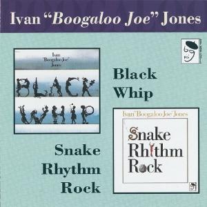 Snake Rhythm Rock / Black Whip - Ivan Jones - Musik - BGP - 0029667274326 - September 28, 1992