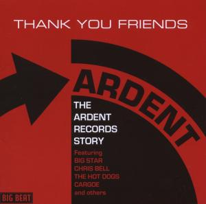 Various - Thank You Friends: the Ardent Records Story - Musik - Big Beat - 0029667427326 - March 31, 2008