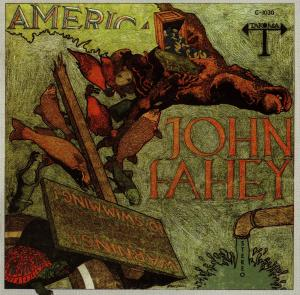 America - John Fahey - Musik - TAKOMA - 0029667980326 - April 27, 1998