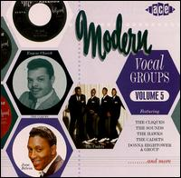Modern Vocal Groups 5 - V/A - Musik - ACE - 0029667178327 - March 29, 2001