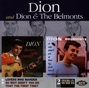 Lovers Who Wander & - Dion & the Belmonts - Musik - ACE RECORDS - 0029667194327 - April 6, 1998