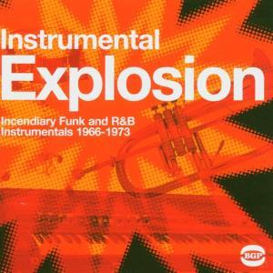 Instrumental Explosion - V/A - Musik - BGP - 0029667516327 - August 30, 2004