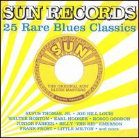 Sun Records - 25 Rare - V/A - Musik - VARESE SARABANDE - 0030206647327 - June 17, 2003
