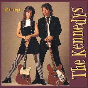 Life is Large - Kennedys - Musik - VARESE SARABANDE - 0030206650327 - 1996