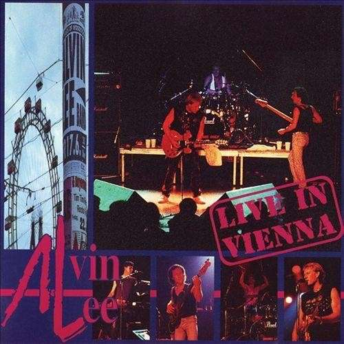 Live In Vienna - Alvin Lee - Musik - RAINMAN - 0809289150327 - 11. mars 2015