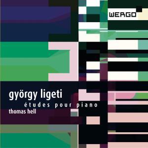 Etudes Pour Piano - G. Ligeti - Musik - WERGO - 4010228676327 - November 23, 2012