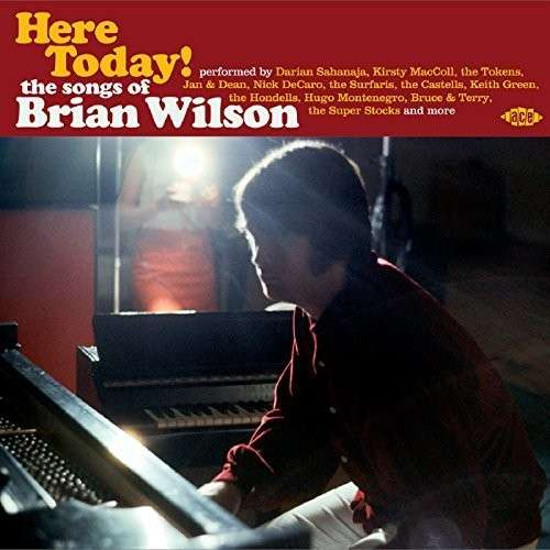 Here Today! - Brian Wilson - Musik - ACE - 0029667072328 - July 2, 2015