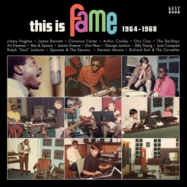 This Is Fame 1964-1968 - Various Artists - Musik - KENT - 0029667100328 - October 30, 2020