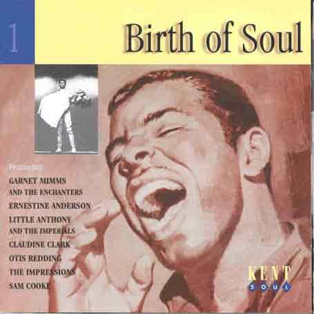 Birth Of Soul - Various Artists - Musik - KENT - 0029667212328 - May 10, 1996