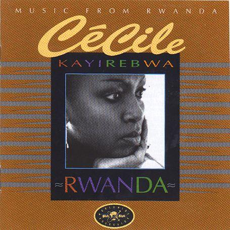 Rwanda - Cecile Kayirebwa - Musik - GLOBESTYLE - 0029667308328 - February 28, 1994
