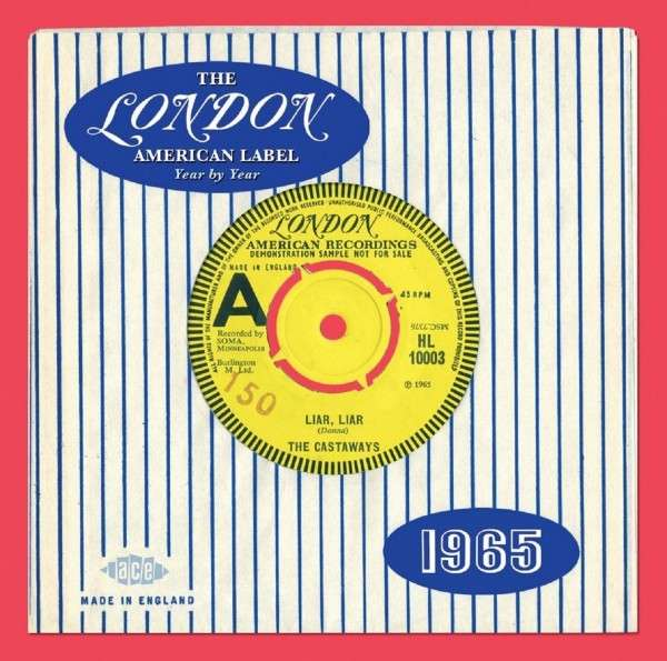 London American Label Year By Year 1965 - V/A - Musik - ACE - 0029667062329 - October 30, 2014