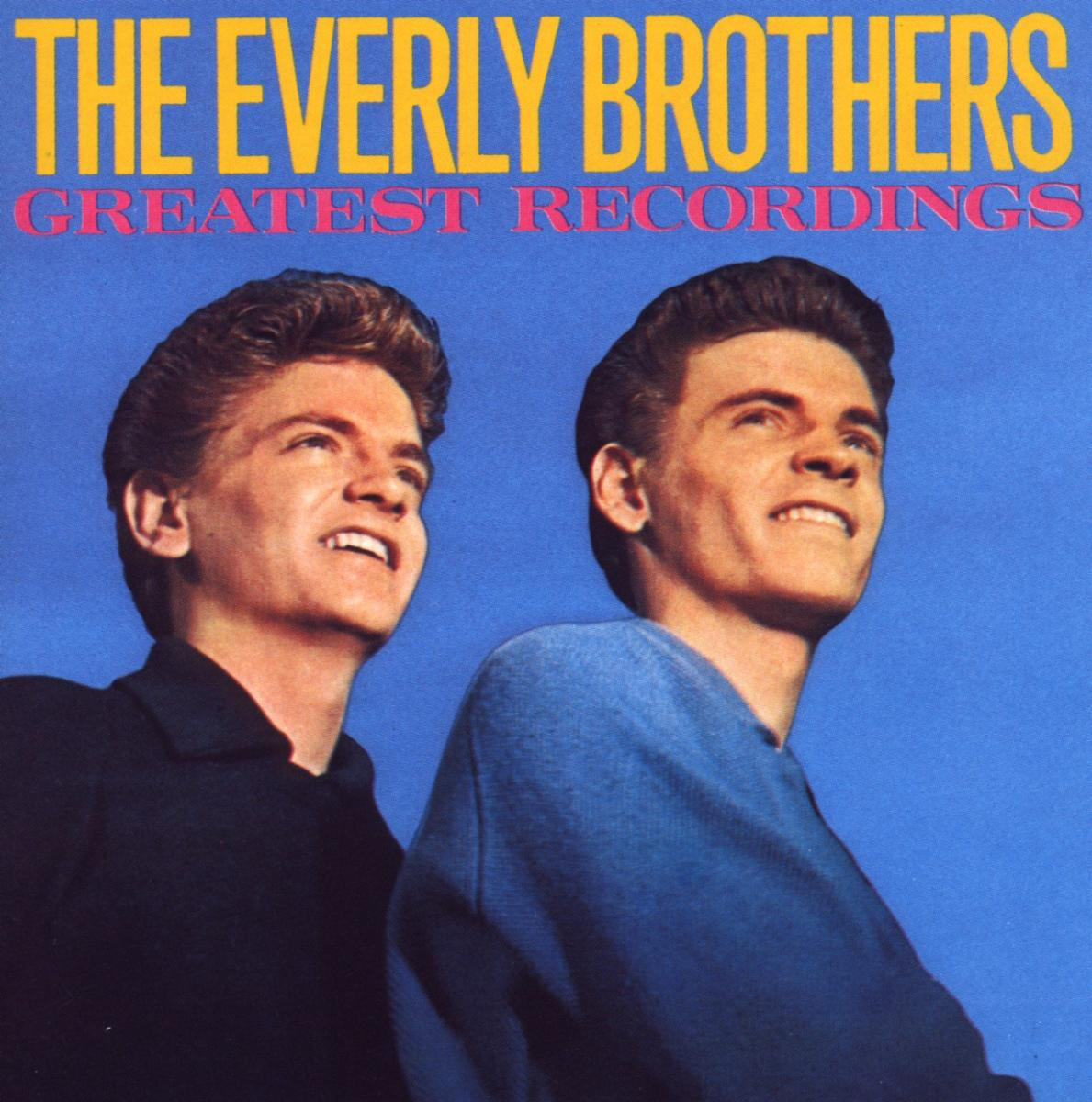Greatest Recording - Everly Brothers - Musik - ACE - 0029667190329 - June 3, 1986