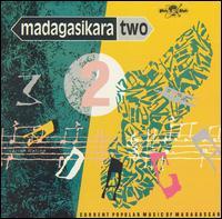 Madagasikara 2 - V/A - Musik - GLOBESTYLE - 0029667301329 - June 30, 1990