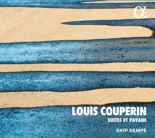 Suites et Pavane - L. Couperin - Musik - ALPHA - 3760014193330 - June 1, 2017