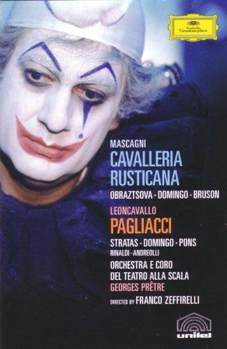 Cavalleria Rusticana - P. Mascagni - Film - DEUTSCHE GRAMMOPHON - 0044007340332 - March 24, 2005