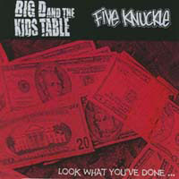 Look What Youve - Big D & the Kids/5 Knuckle - Musik - HOUSEHOLD NAME - 0000008997333 - November 19, 2001