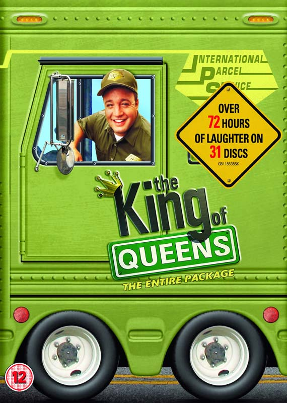 King Of Queens Complete - Tv Series - Film - PARAMOUNT - 5014437185334 - May 7, 2012