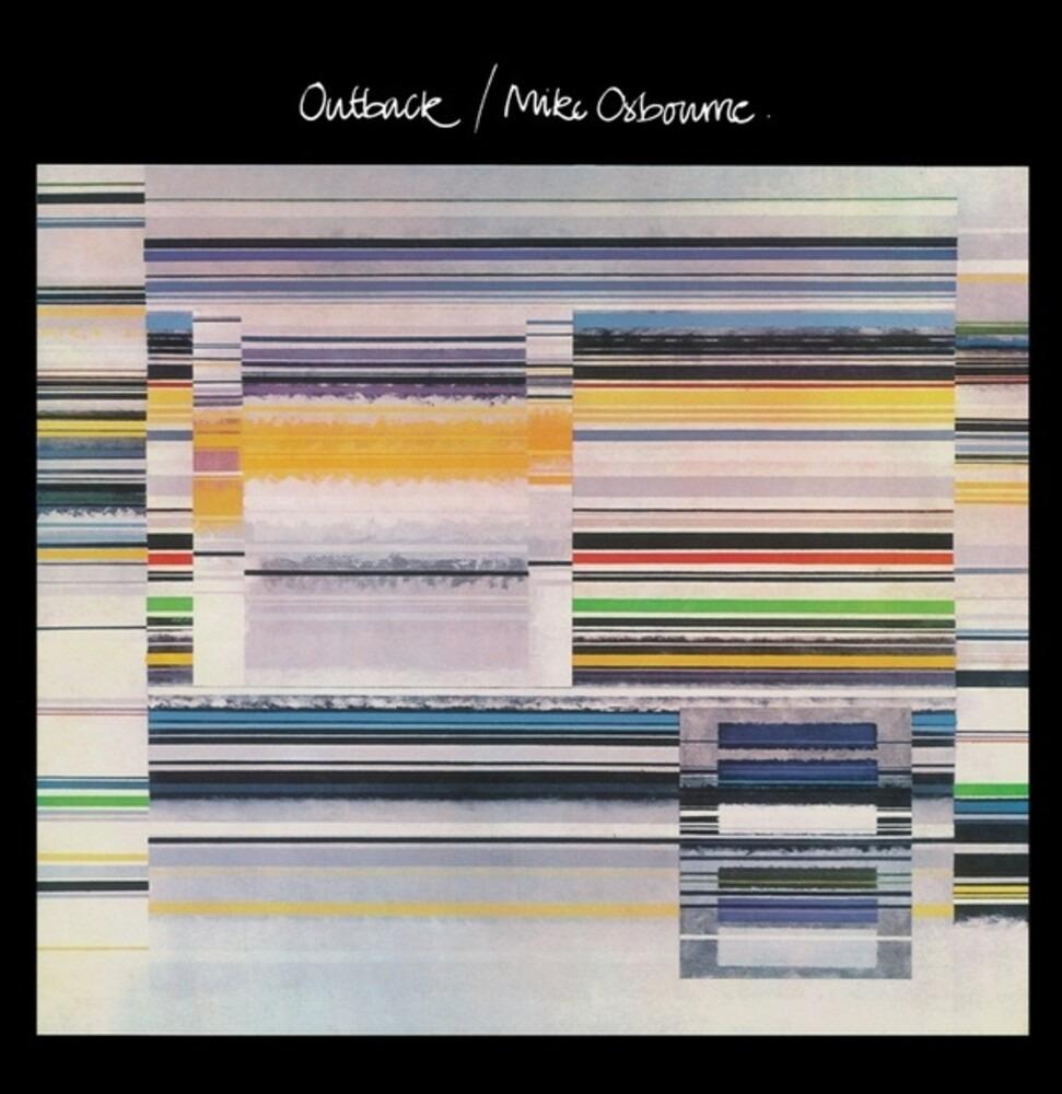 Outback - Mike Osborne - Musik - EARGONG RECORDS - 8056099004339 - November 6, 2020