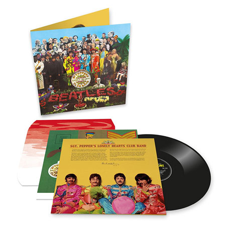 Sgt. Pepper's Lonely Hearts Club Band (Anniversary Edition) - The Beatles - Musik - APPLE - 0602567098348 - December 15, 2017