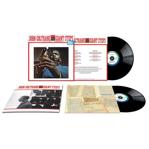 Giant Steps (60th Anniversary) - John Coltrane - Musik - RHINO - 0603497848348 - September 18, 2020